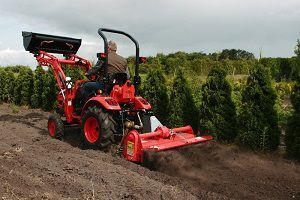 Мини трактор для вспашки огорода