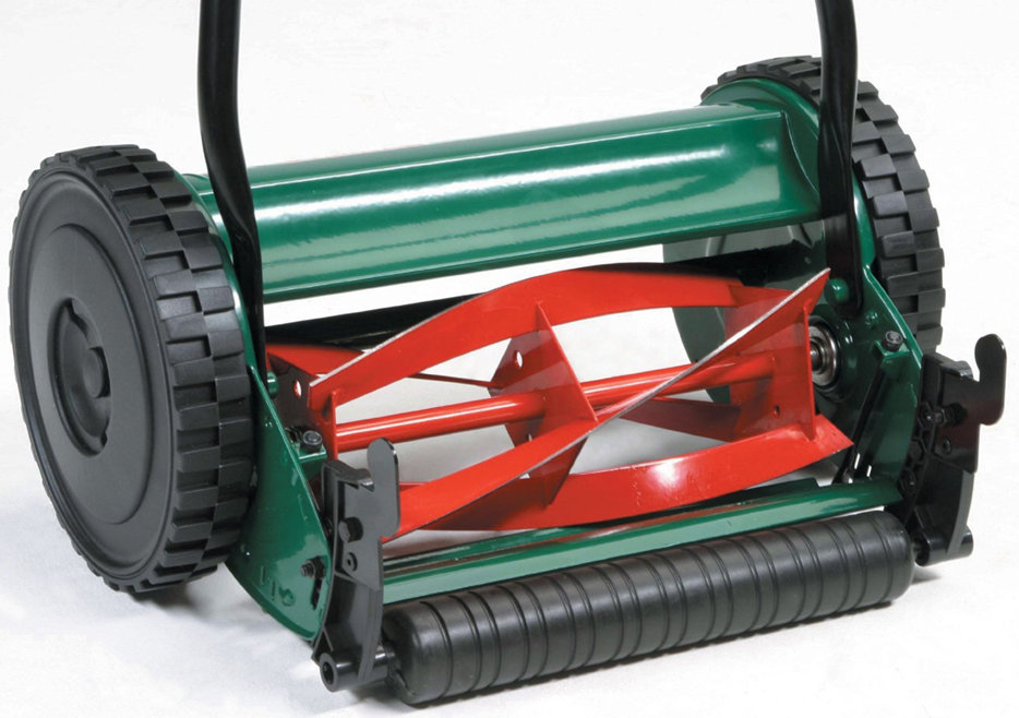 механическая газонокосилка бош отзывы