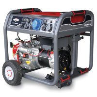 Бензиновый генератор Briggs&Stratton Elite 8500 EA однофазный